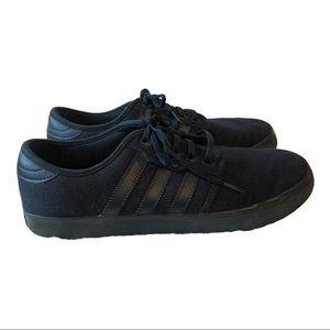 Adidas Seeley Skate Black Sneakers